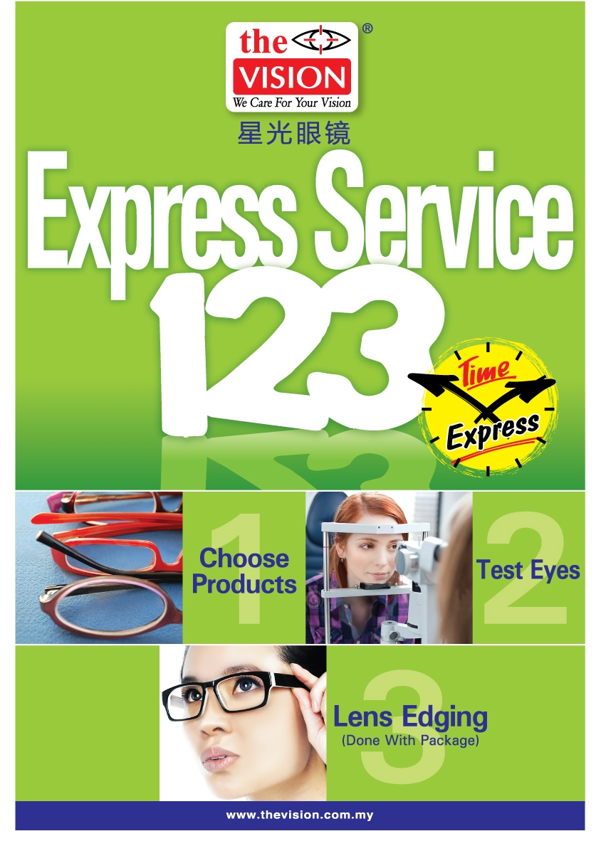 EXPRESS SERVICES I23
